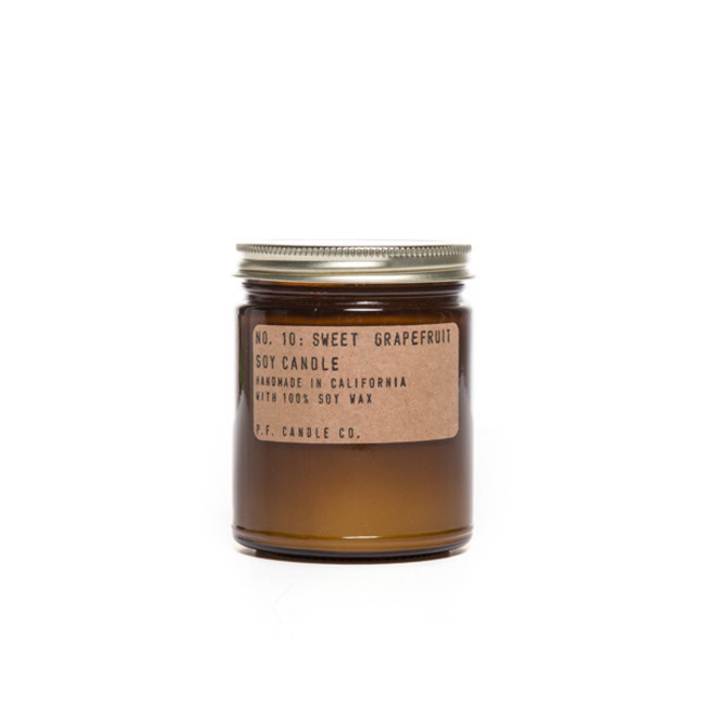 "7.2 oz Soy Candle ""SWEET GRAPEFRUIT"""