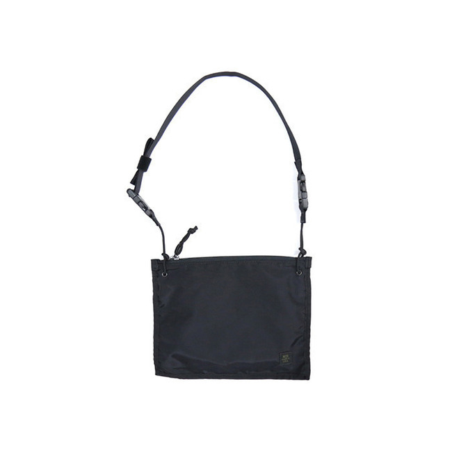"2WAY POUCH ""BLACK"""