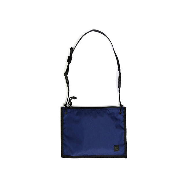 "2WAY POUCH ""NAVY"""