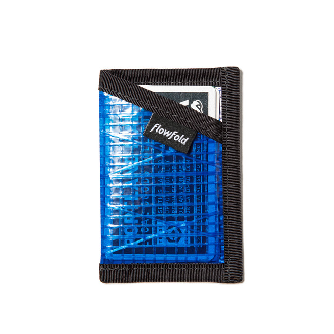 "Minimalist Card Holder ""ULTRAVIOLET"""