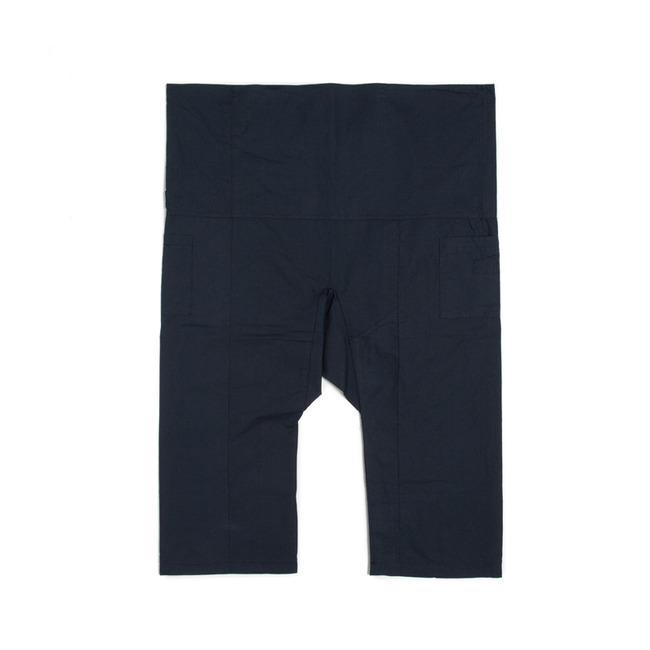 "Ripstop Wrap Pants ""NAVY"""