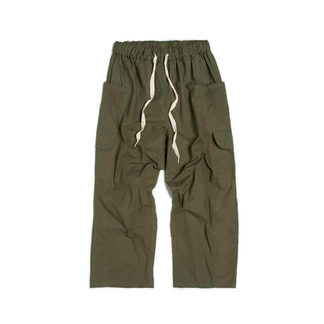 "Travel Pants ""KHAKI"""