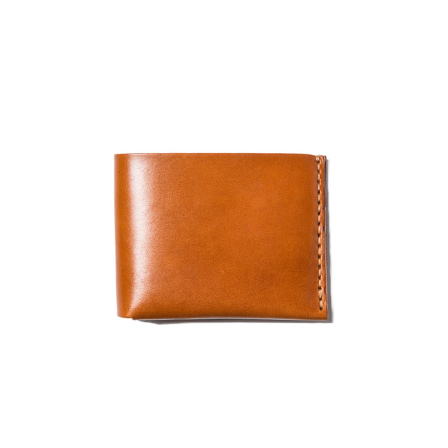 "New Standard Wallet ""COGNAC"""