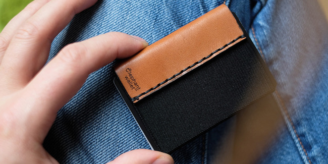 Elephant Wallet Leather 1.0