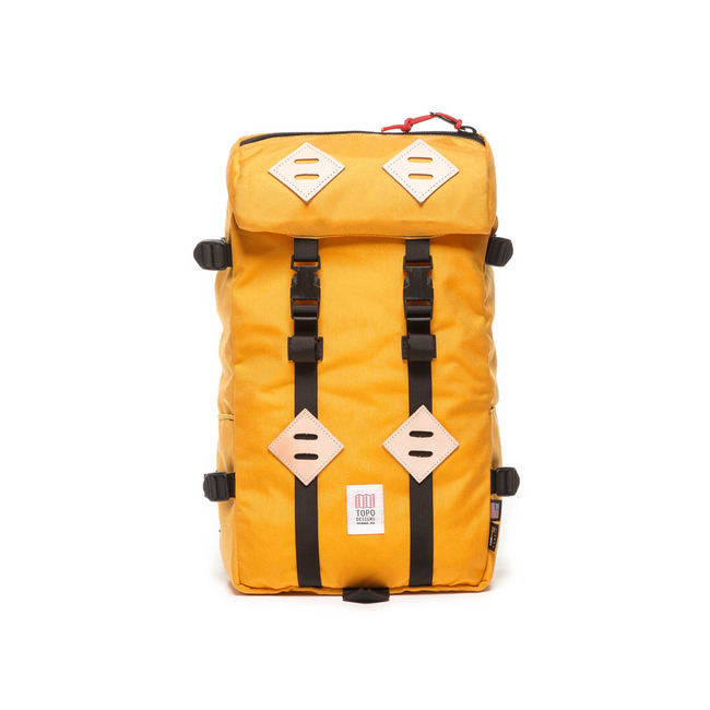 "22L Kletter Sack ""SAFFRON""Sale Now"