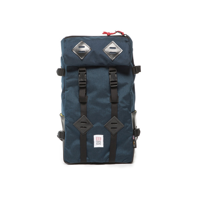 "22L Kletter Sack ""NAVY/BLACK LAETHER""Sale Now"
