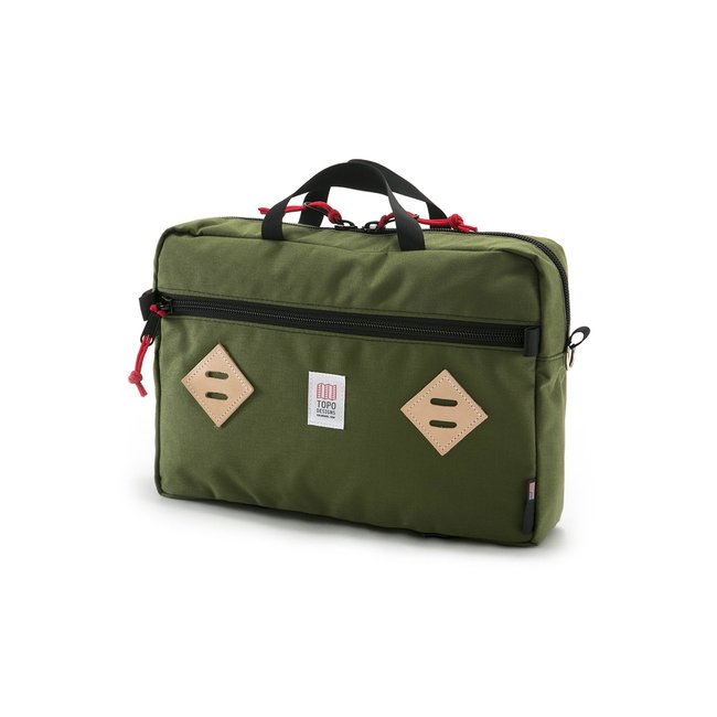 "Mountain Briefcase ""OLIVE""Sale Now"