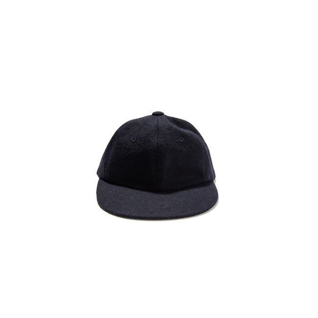 WOOL BALL CAP D.NAVY