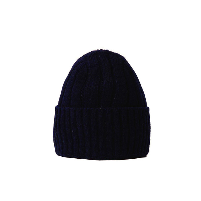 "Knit Cap ""NAVY"""