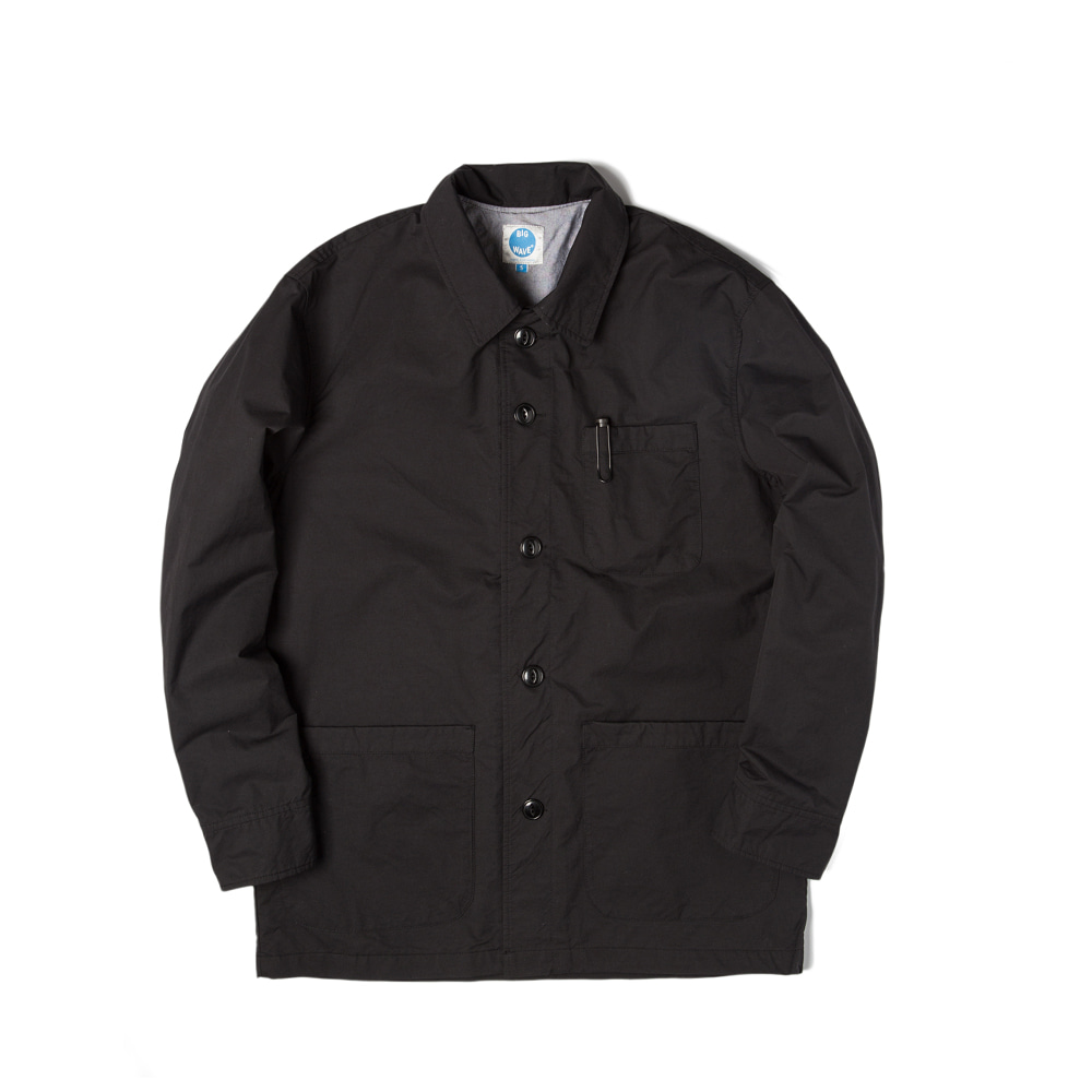 Wind Chore Jacket 'BLACK'