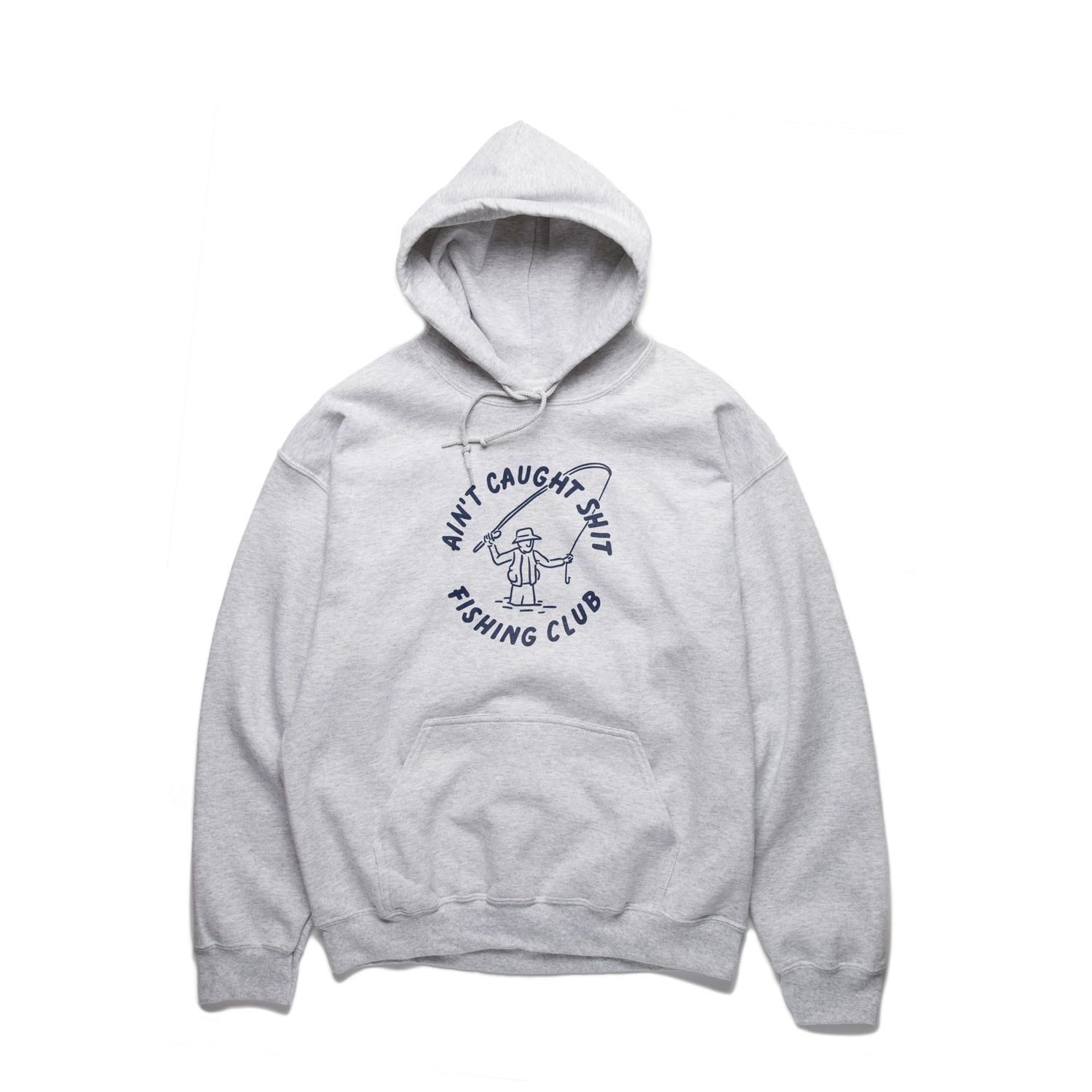 Ain't Caught Shit Fishing Club Hoody