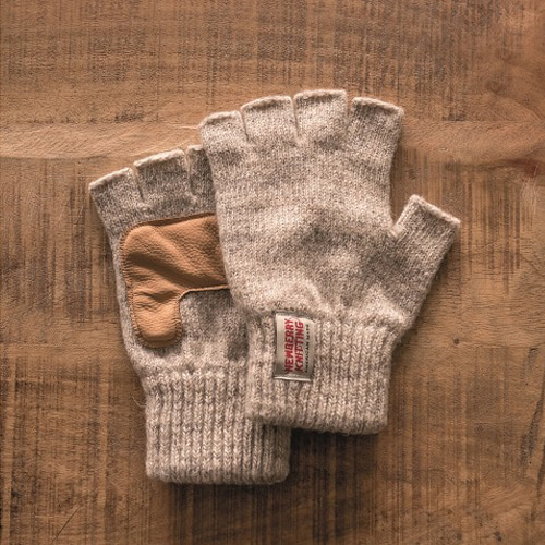 "Fingerless Glove ""6 COLOR"""