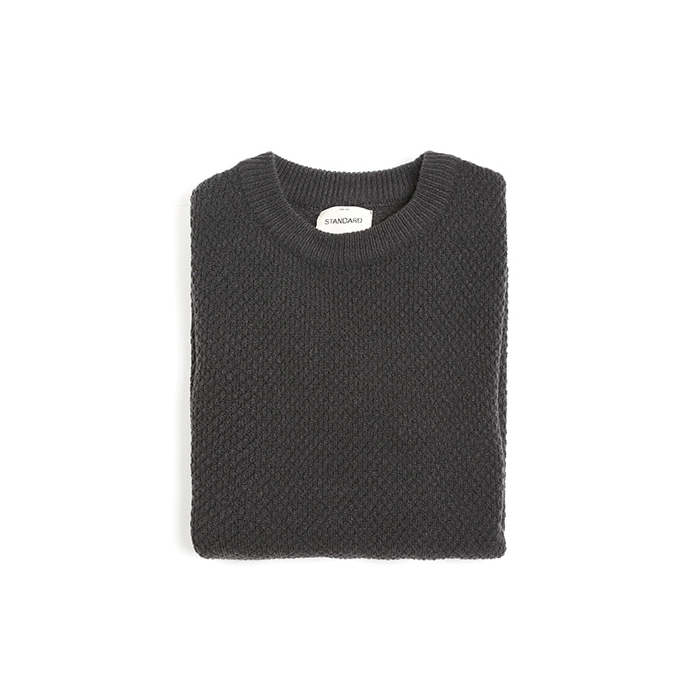 "Always Knit ""CHARCOAL"""