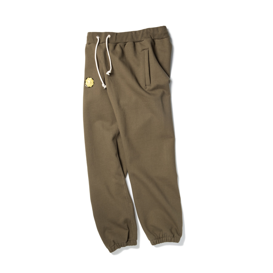 "Sweat Pants ""OLIVE"""