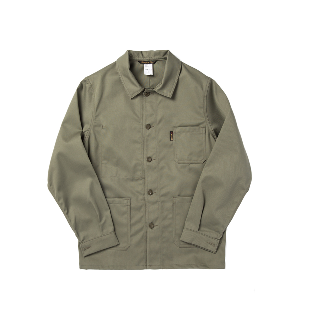 MOLESKIN WORK JACKET KHAKI