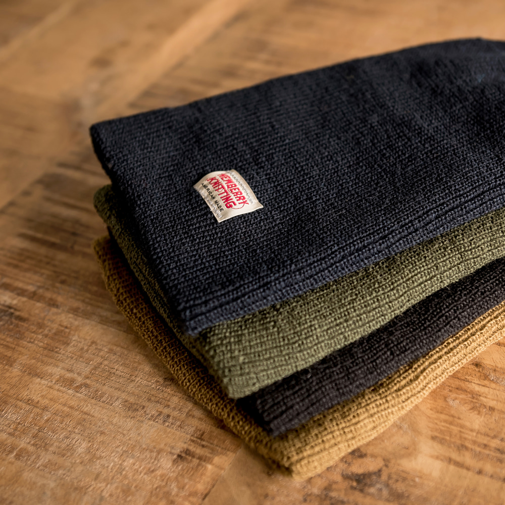 "Wool Watch Cap ""4 COLOR"""
