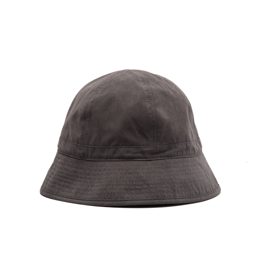 DOME BUCKET HAT GRAY