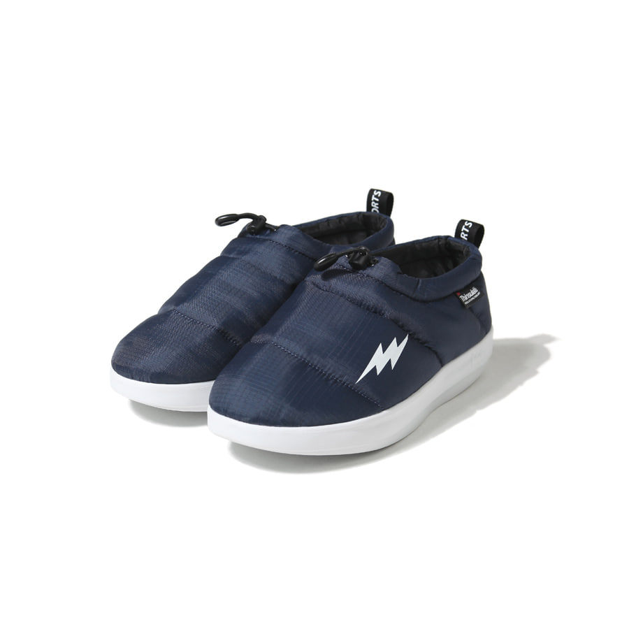 Mo Bomber Low Navy   5% 할인