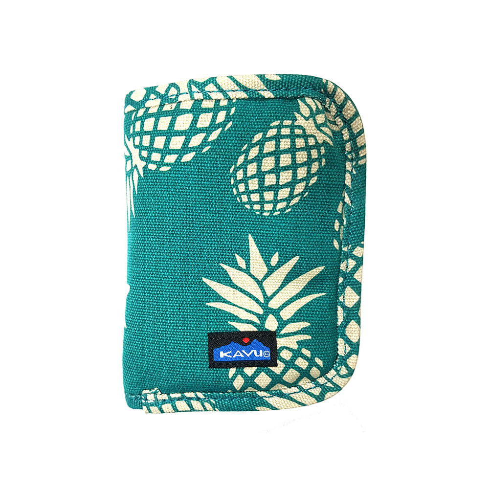 "Zippy Wallet ""PINEAPPLE PASSION"" SPECIAL MODEL"