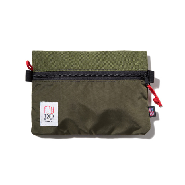 "Accessory Bags Medium ""OLIVE"" Sale Now"