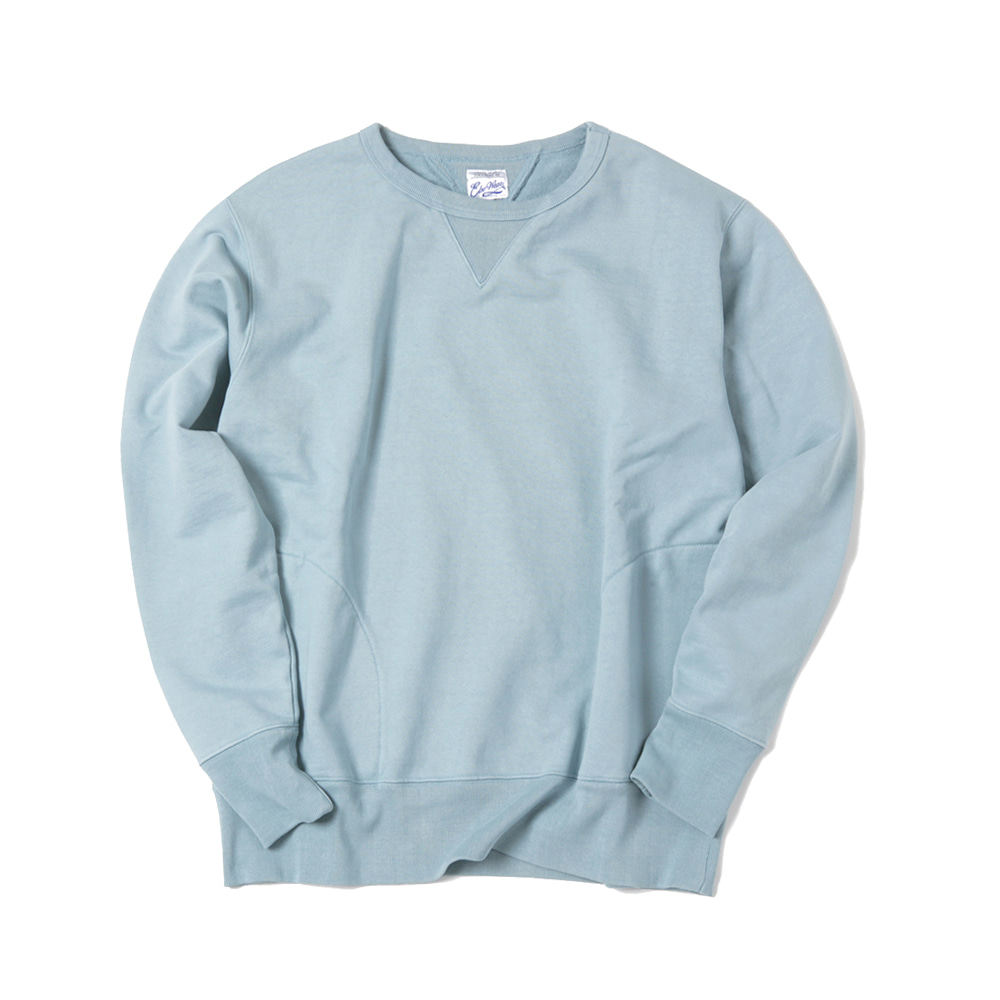 Why Not Sweat Shirts Sky Blue