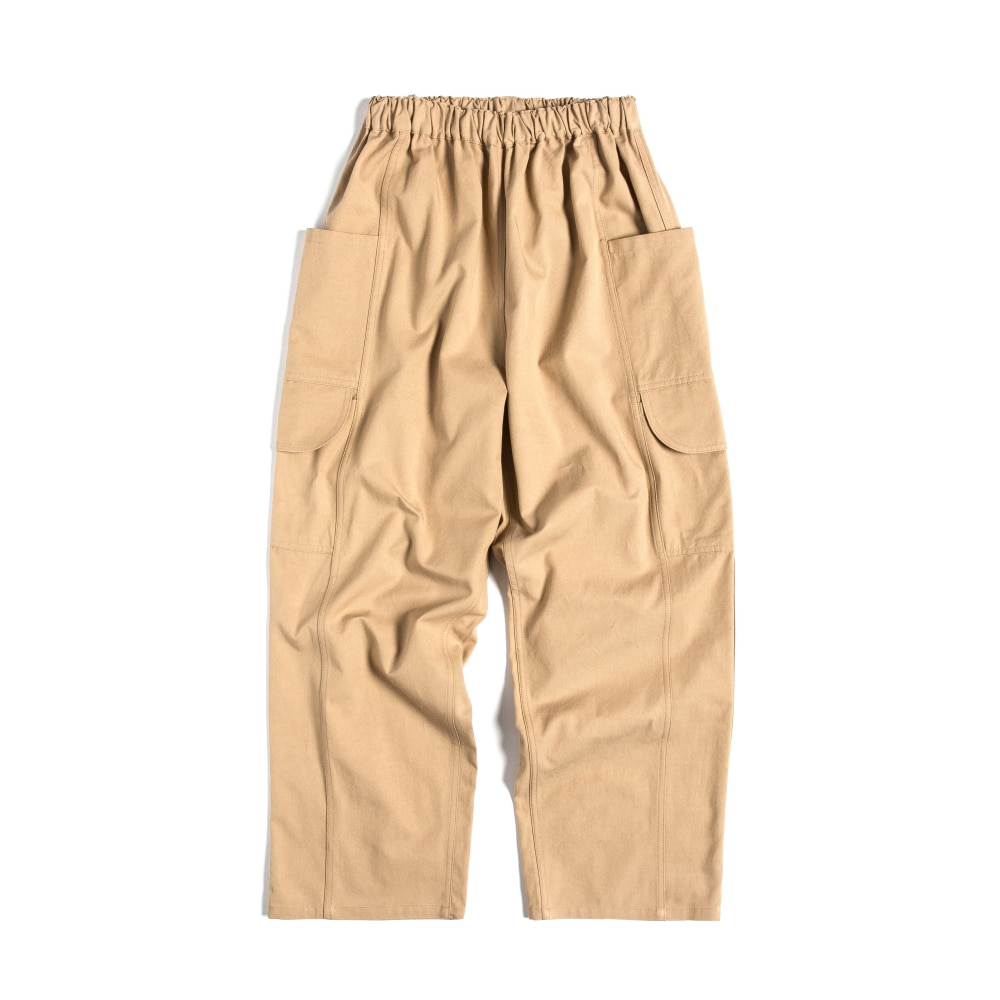 NEW TRAVEL PANTS BEIGE