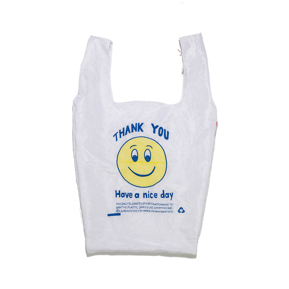 THANK YOU / SMILE Tote