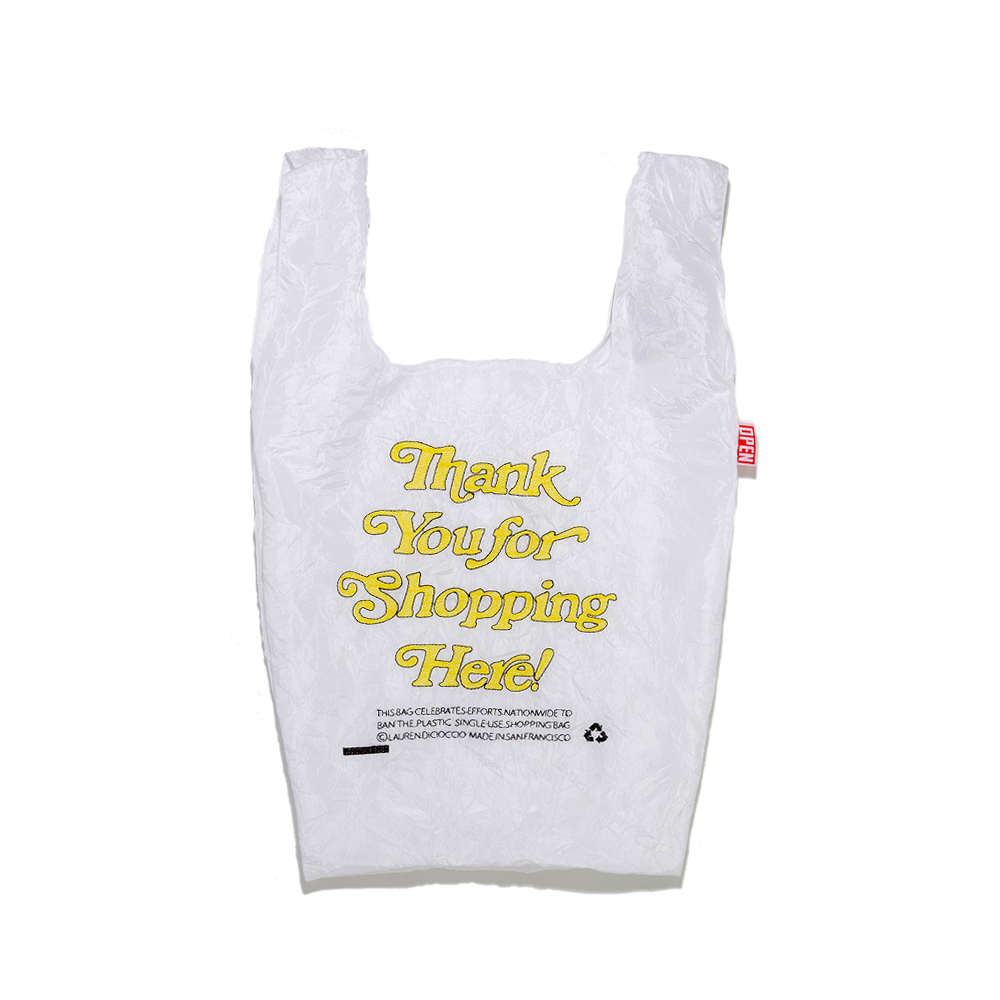 THANK YOU / SHOPPING Tote