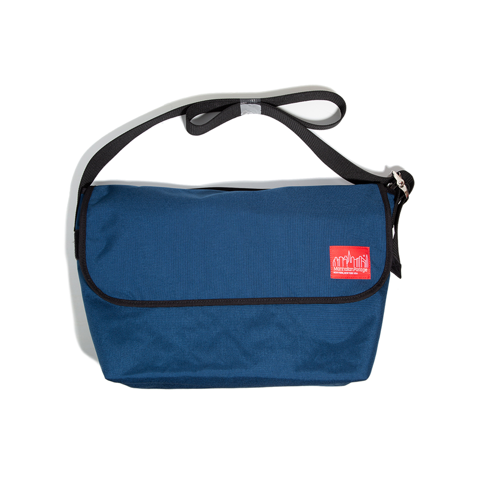 "Vintage Messenger Bag ""NAVY"""