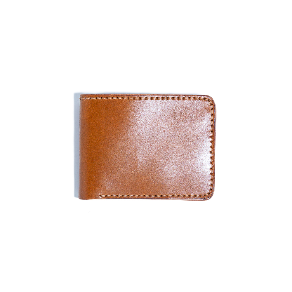 NEW STANDARD WALLET - COGNAC