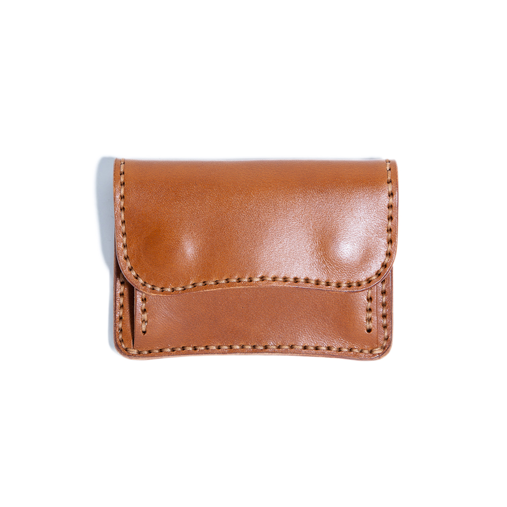 Pocket Wallet - Cognac
