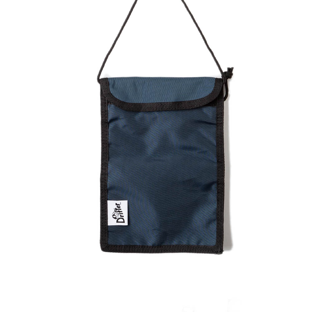 "Neck Pouch ""MIDNIGHT"""