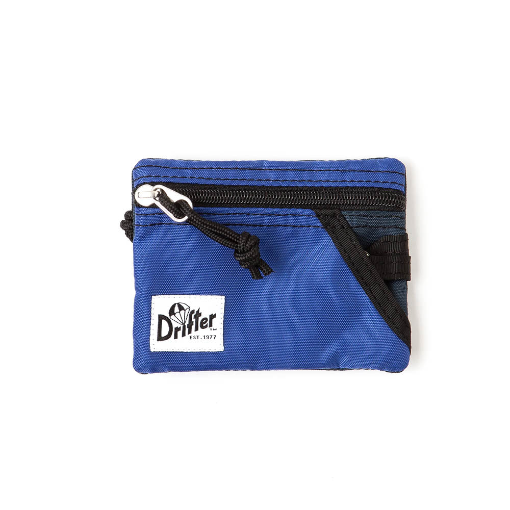 "Key Coin Pouch ""BLUE x MIDNIGHT"""