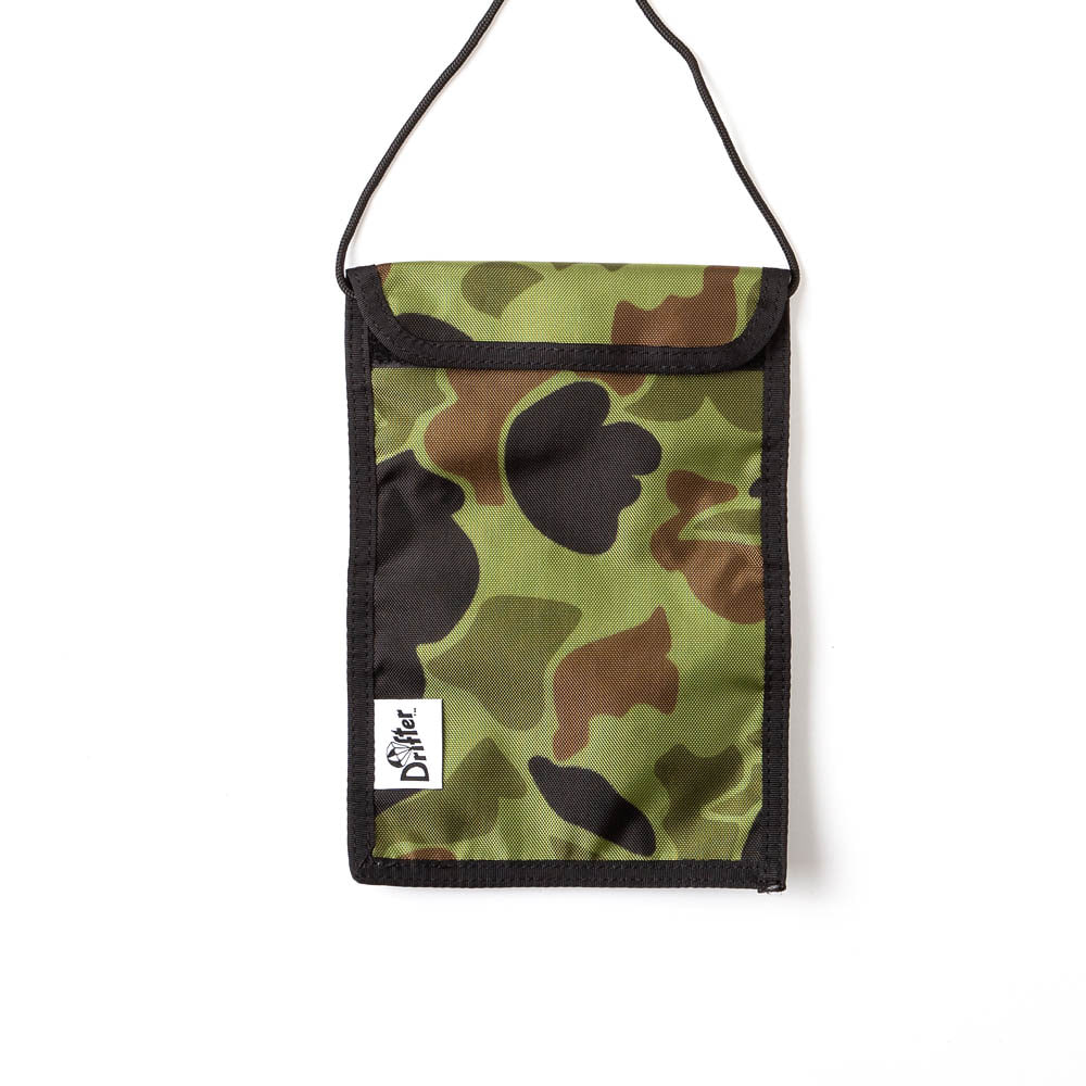 "Neck Pouch ""DUCK HUNTER CAMO"""