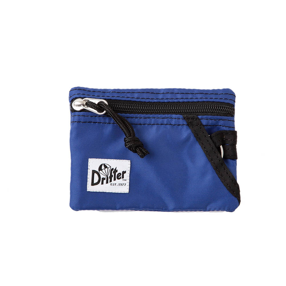 "Key Coin Pouch ""BLUE"""