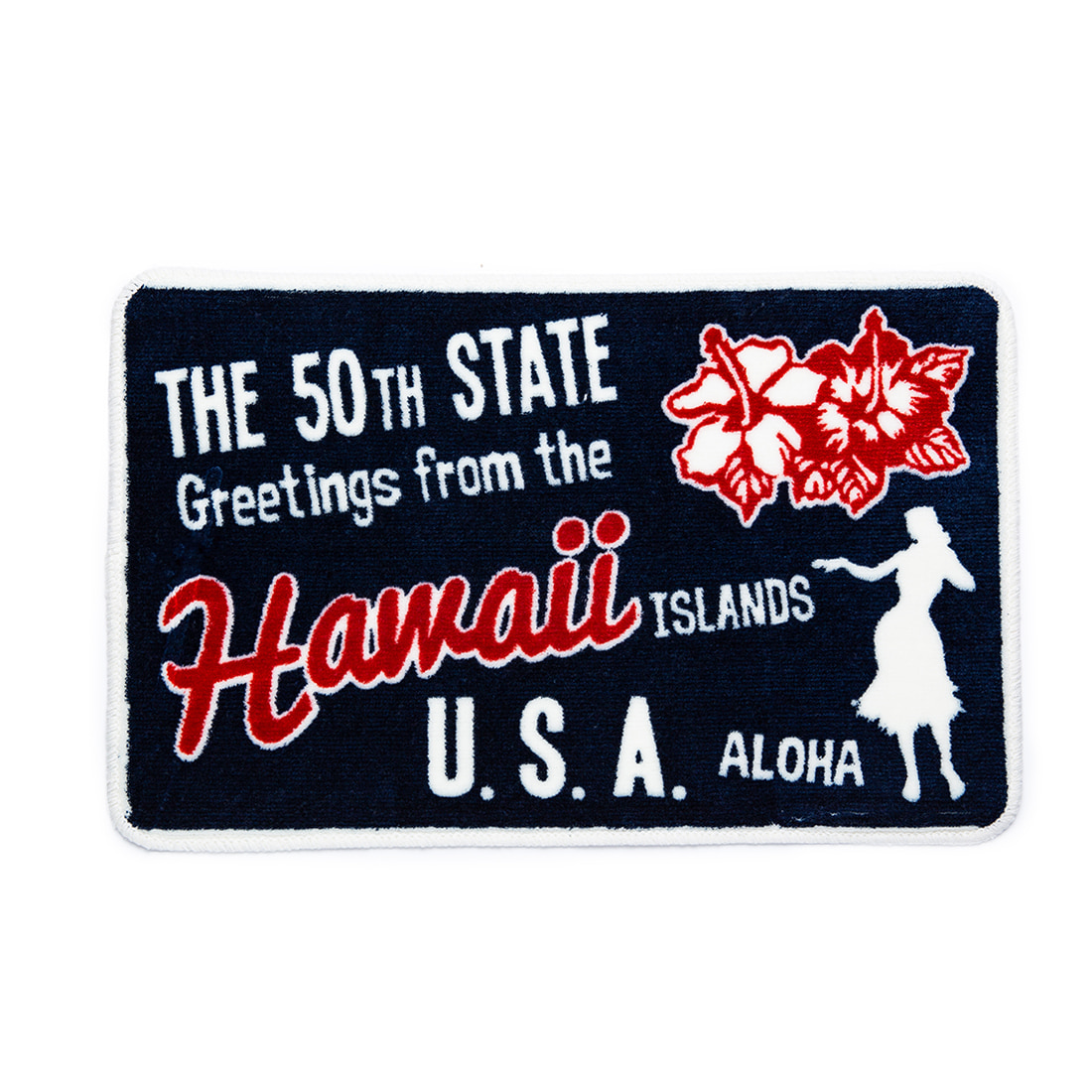 "Floor Mat ""HAWAIIAN FLOOR MAT"""