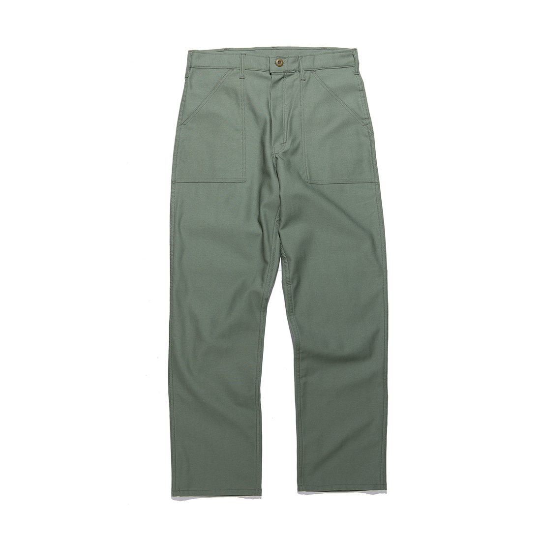 "Stan Ray 4 Pocket Fatigue Pants 1101P ""O.D Sateen"""