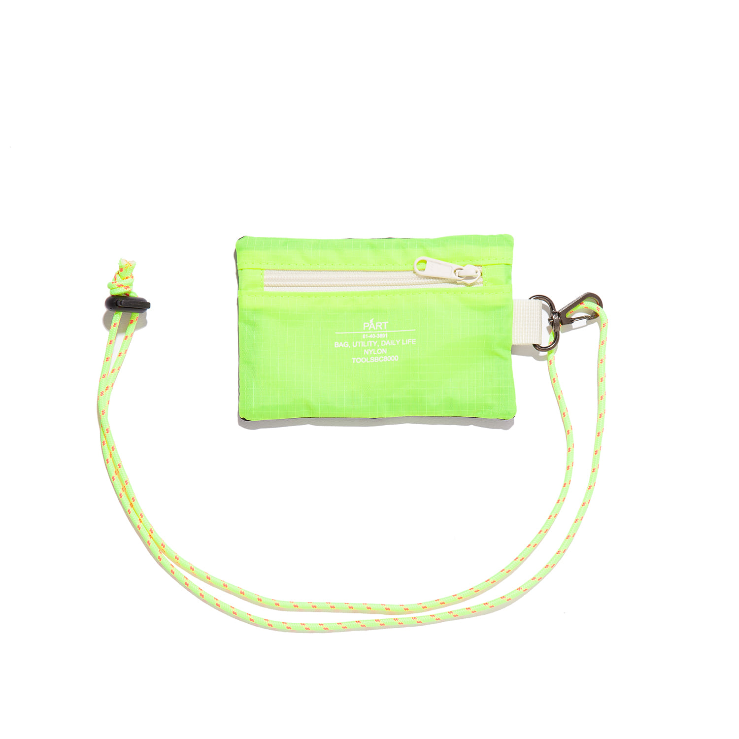 "Tailbag ""NEON GREEN/BLACK"""