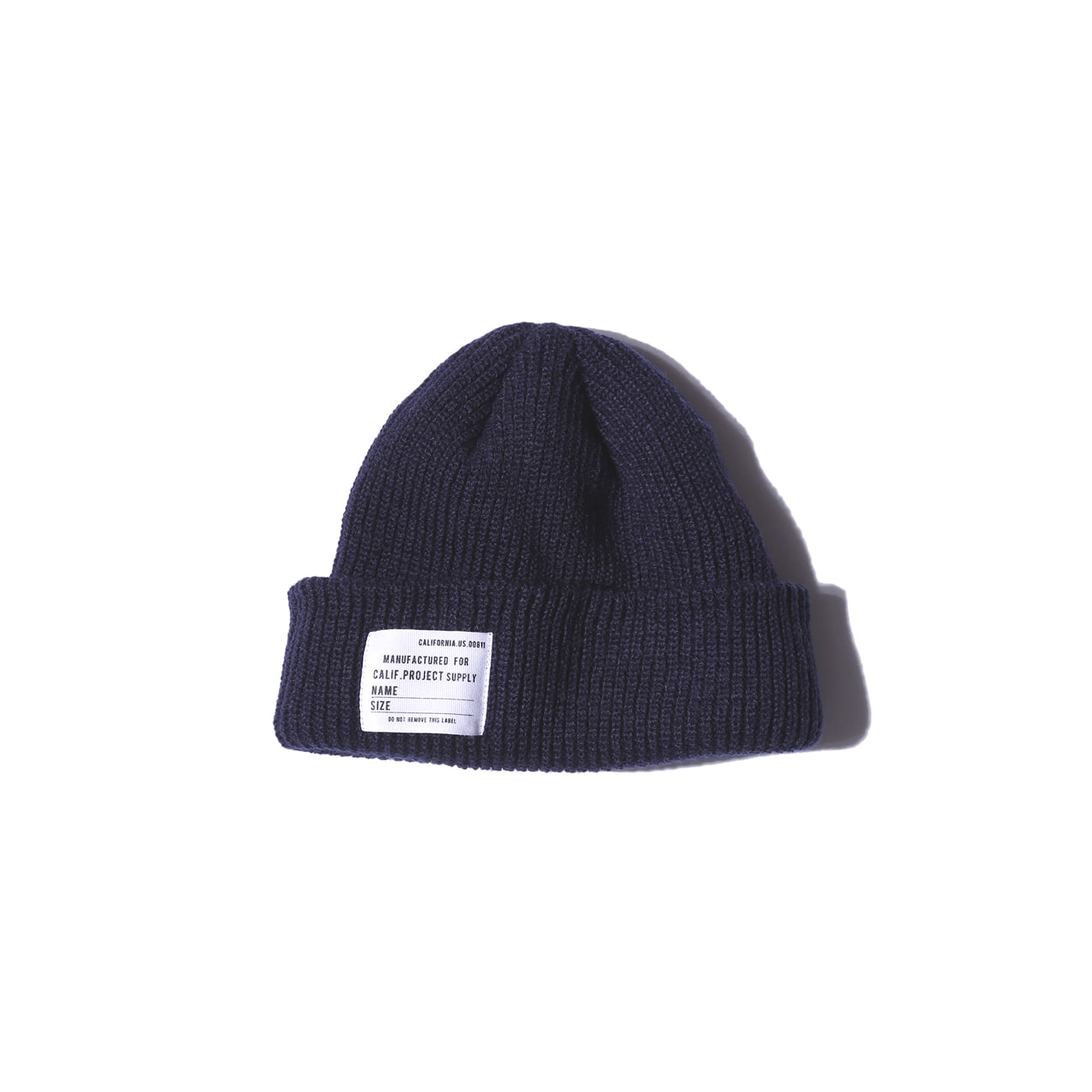 "Military Watch Cap ""NAVY"""