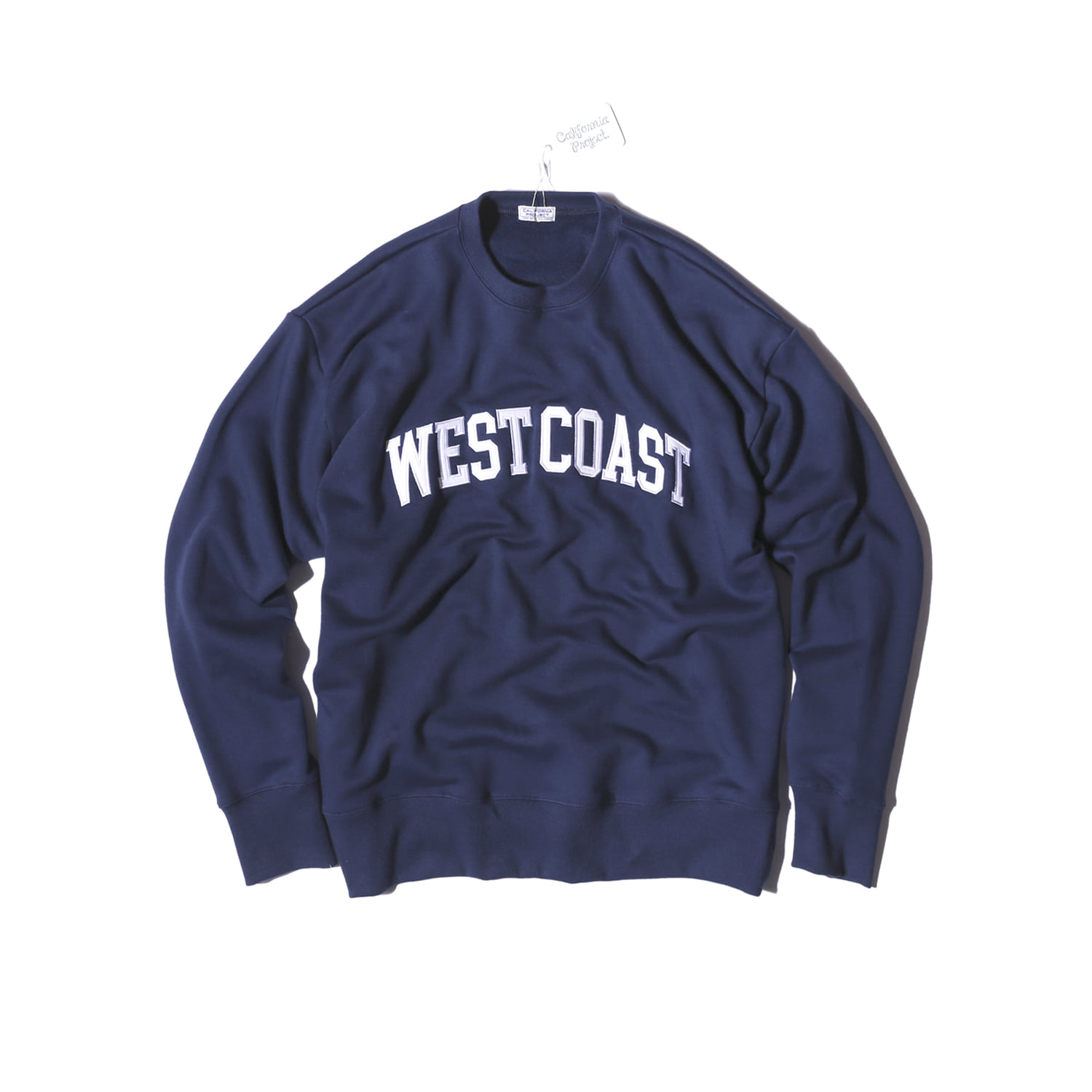"West Coast Sweatshirts ""D.BLUE"""