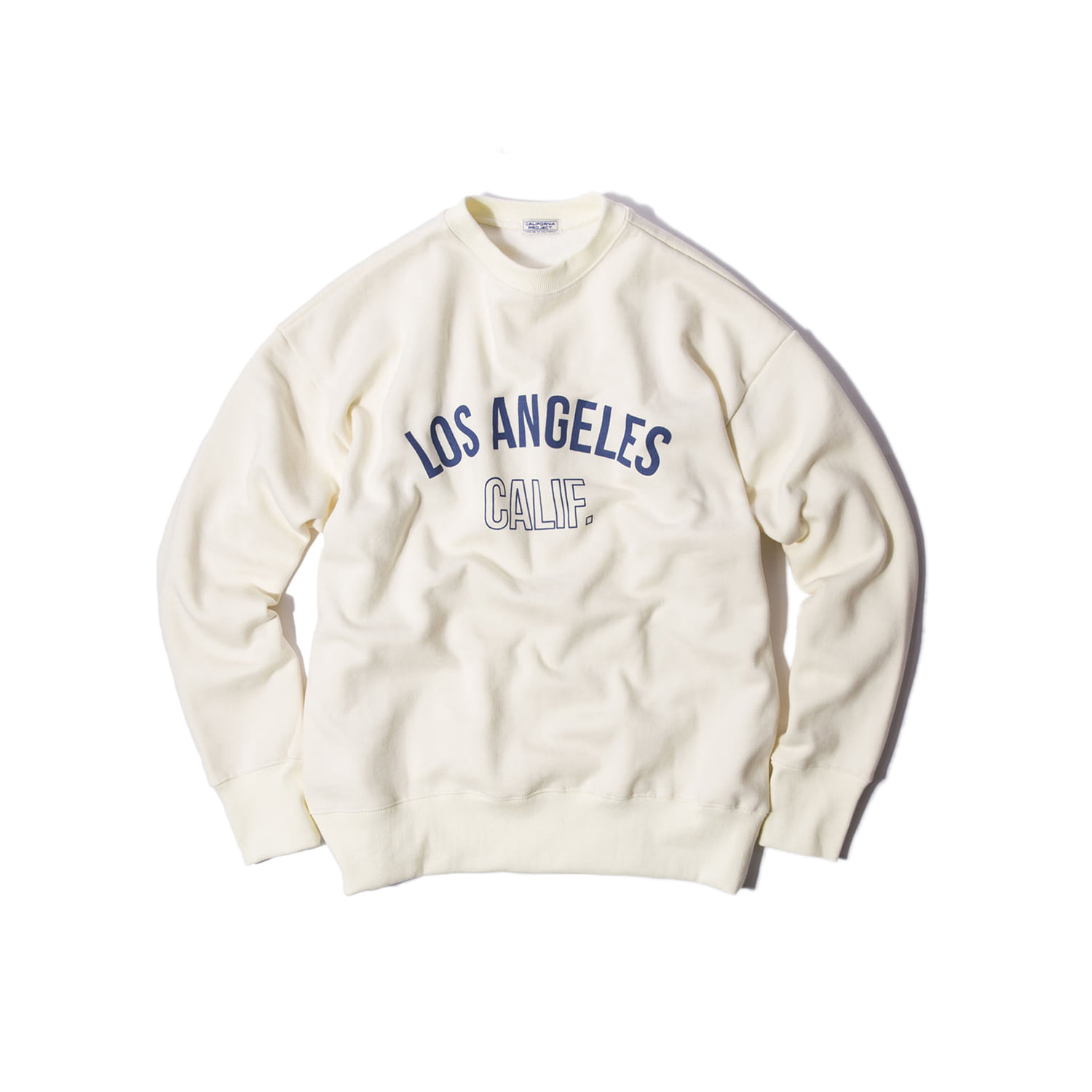 "City. Project Sweatshirts ""LOS ANGELES"""