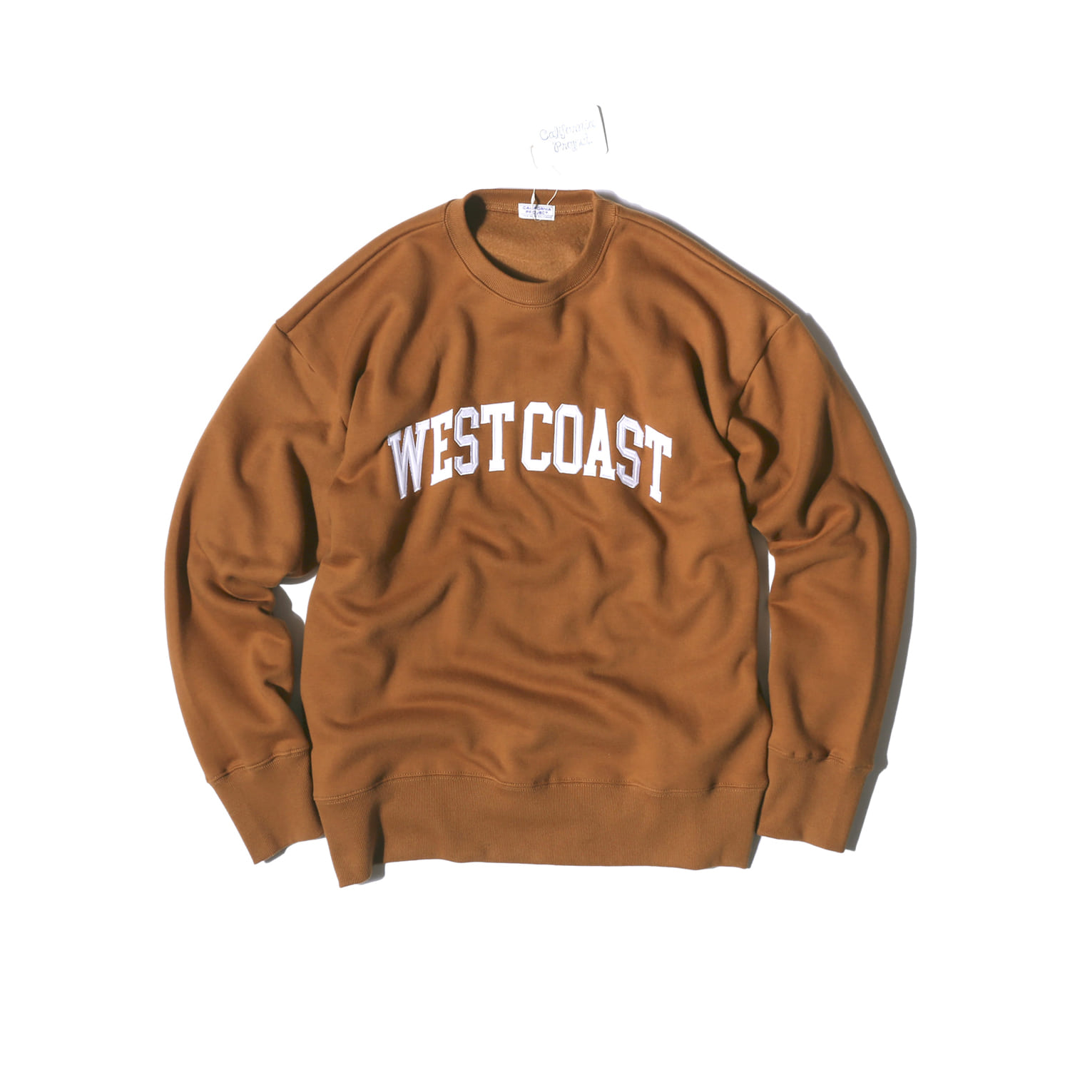 "West Coast Sweatshirts ""BROWN"""