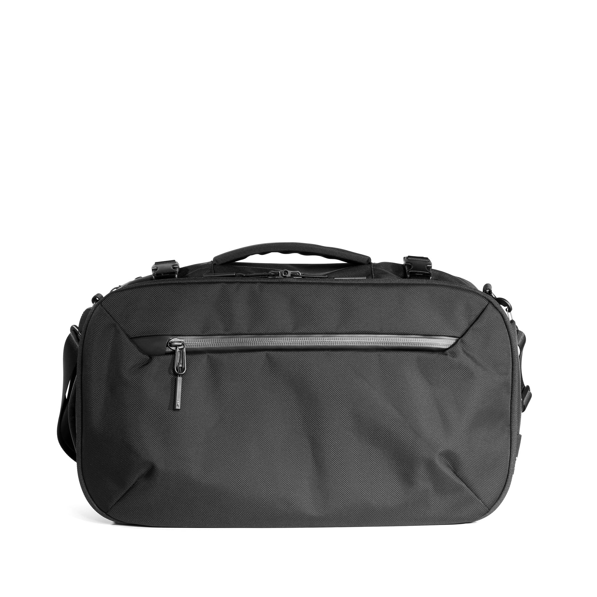 "Travel Duffel ""BLACK"""