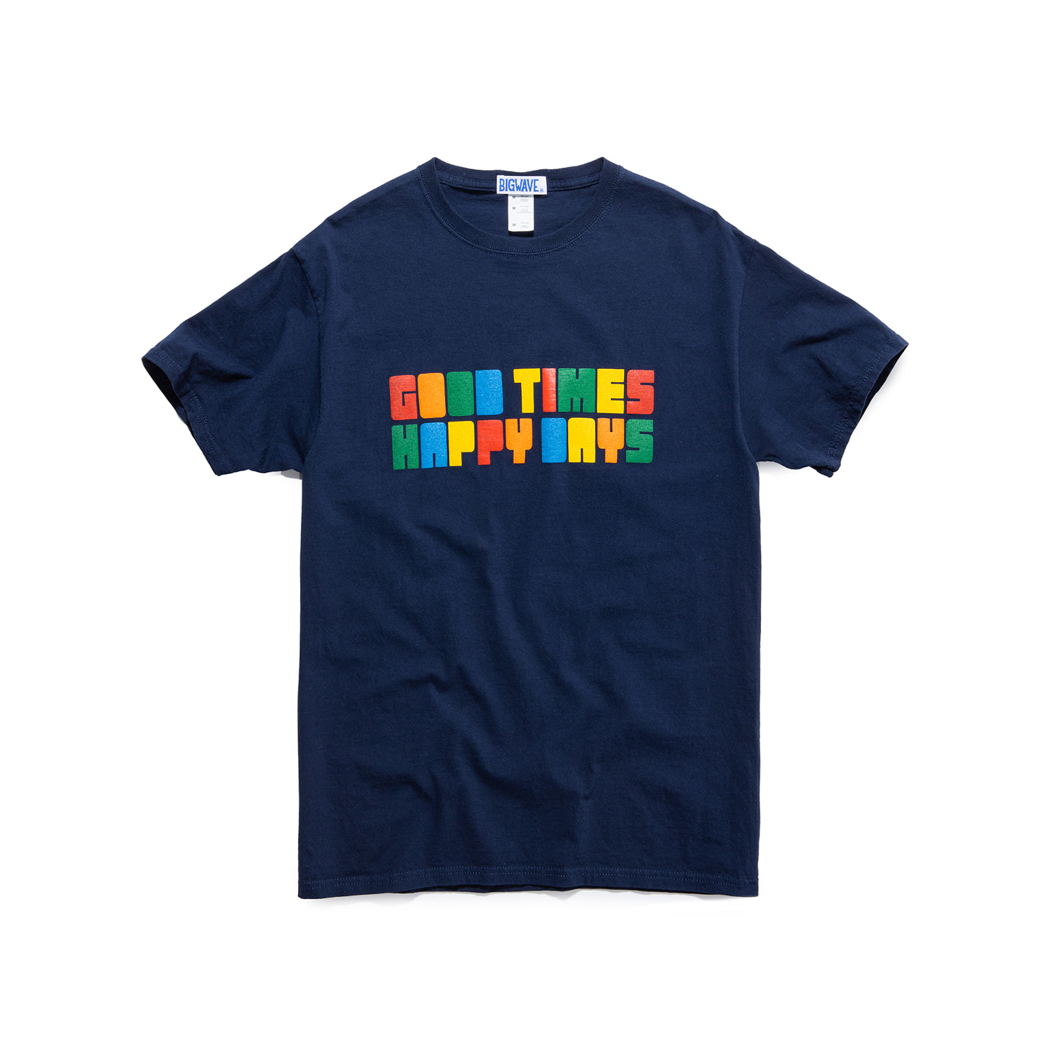 "Good Times Tee ""DARK NAVY"""