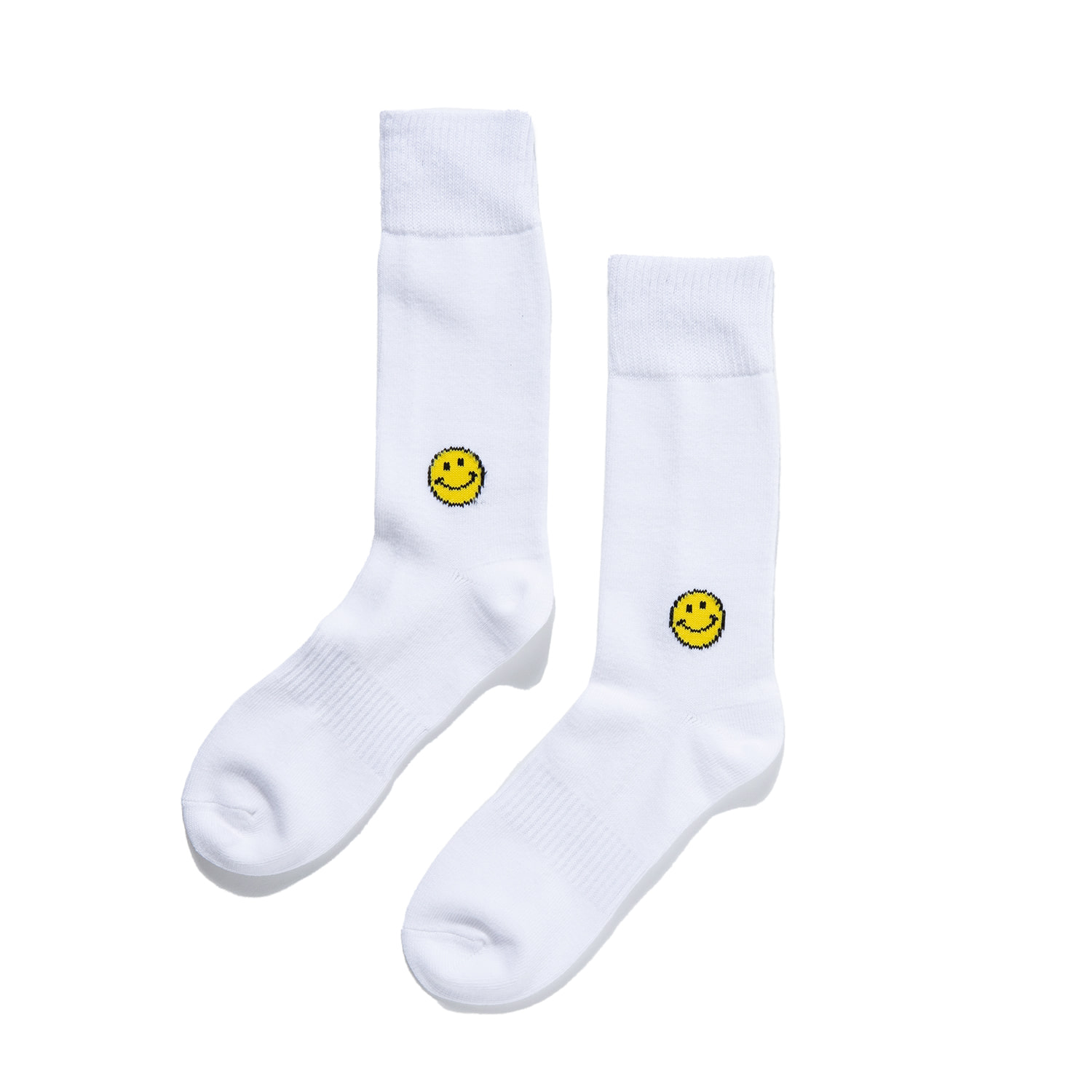 "Smile Socks ""WHITE"""