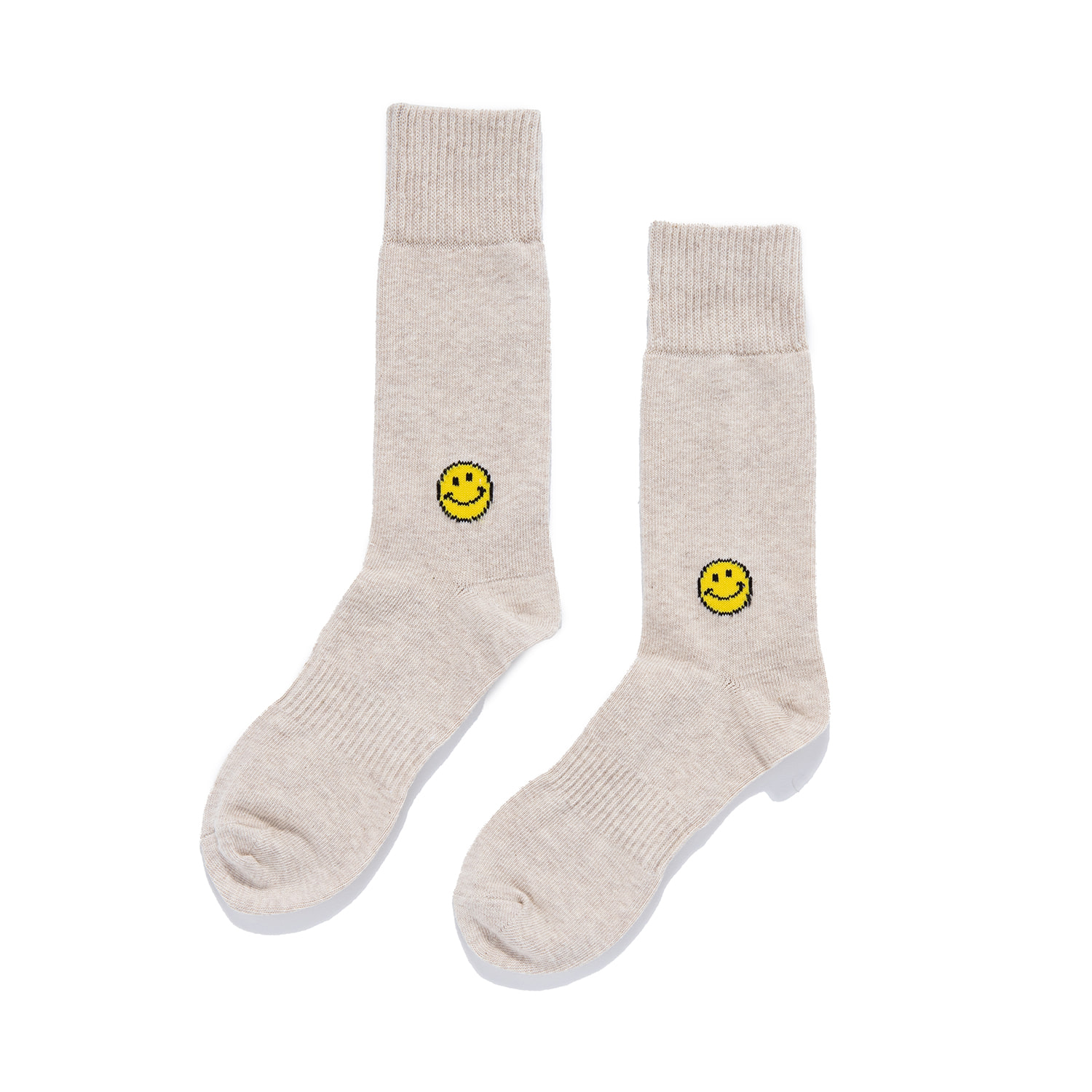 "Smile Socks ""NATURAL"""