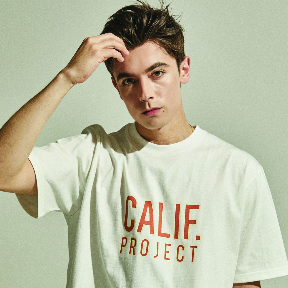 CALIFORNIA PROJECT 20SS 1ST
