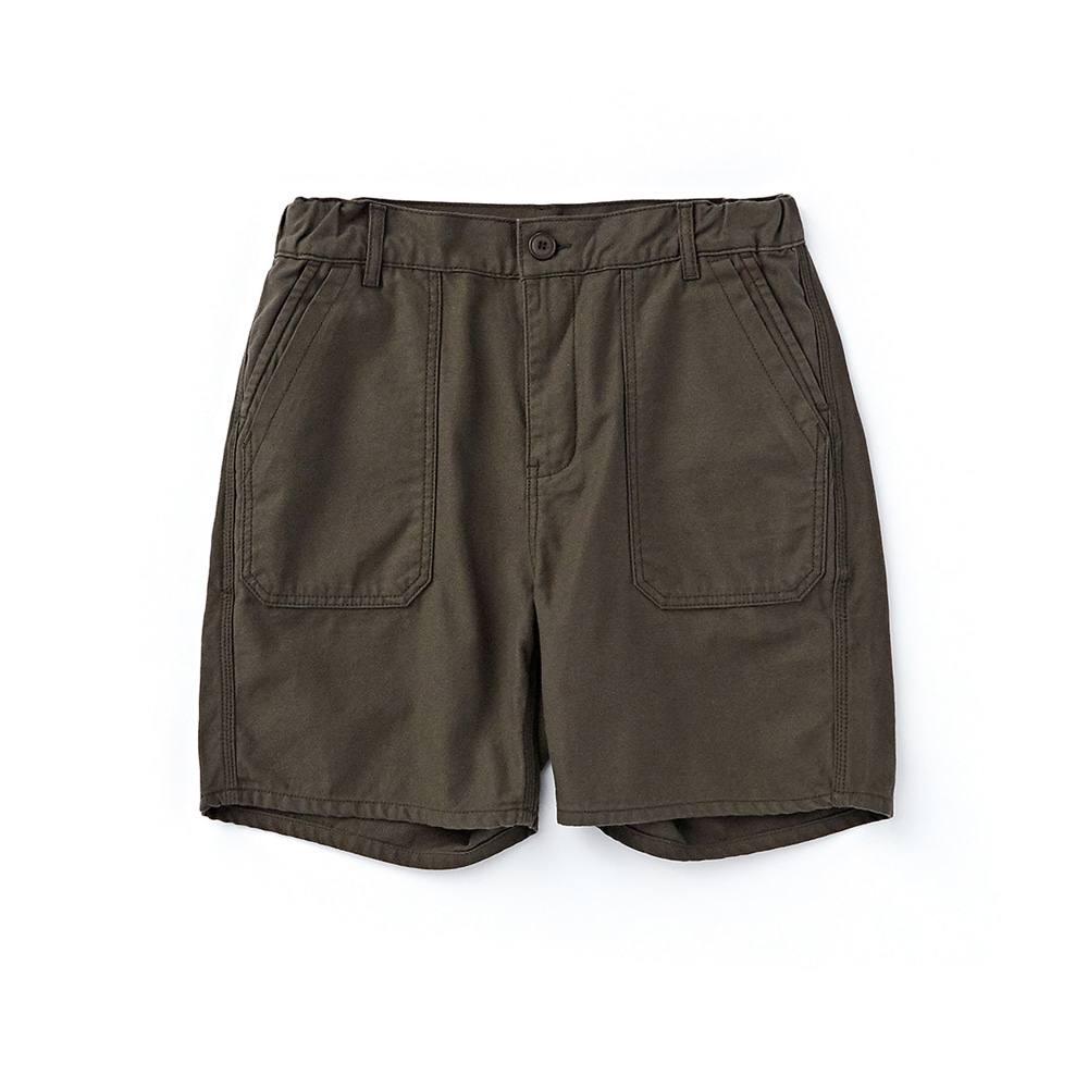 "FINAL SALECWSP-001 Fatigue Shorts ""OLIVE"""