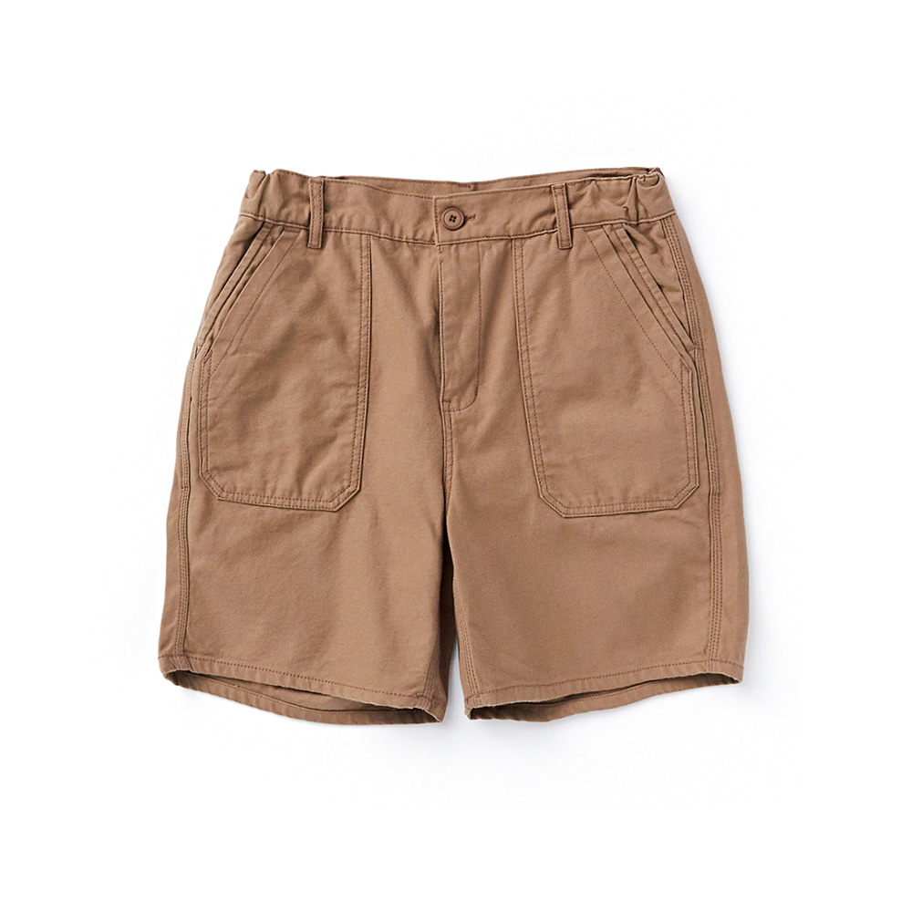 "FINAL SALECWSP-001 Fatigue Shorts ""BROWN"""