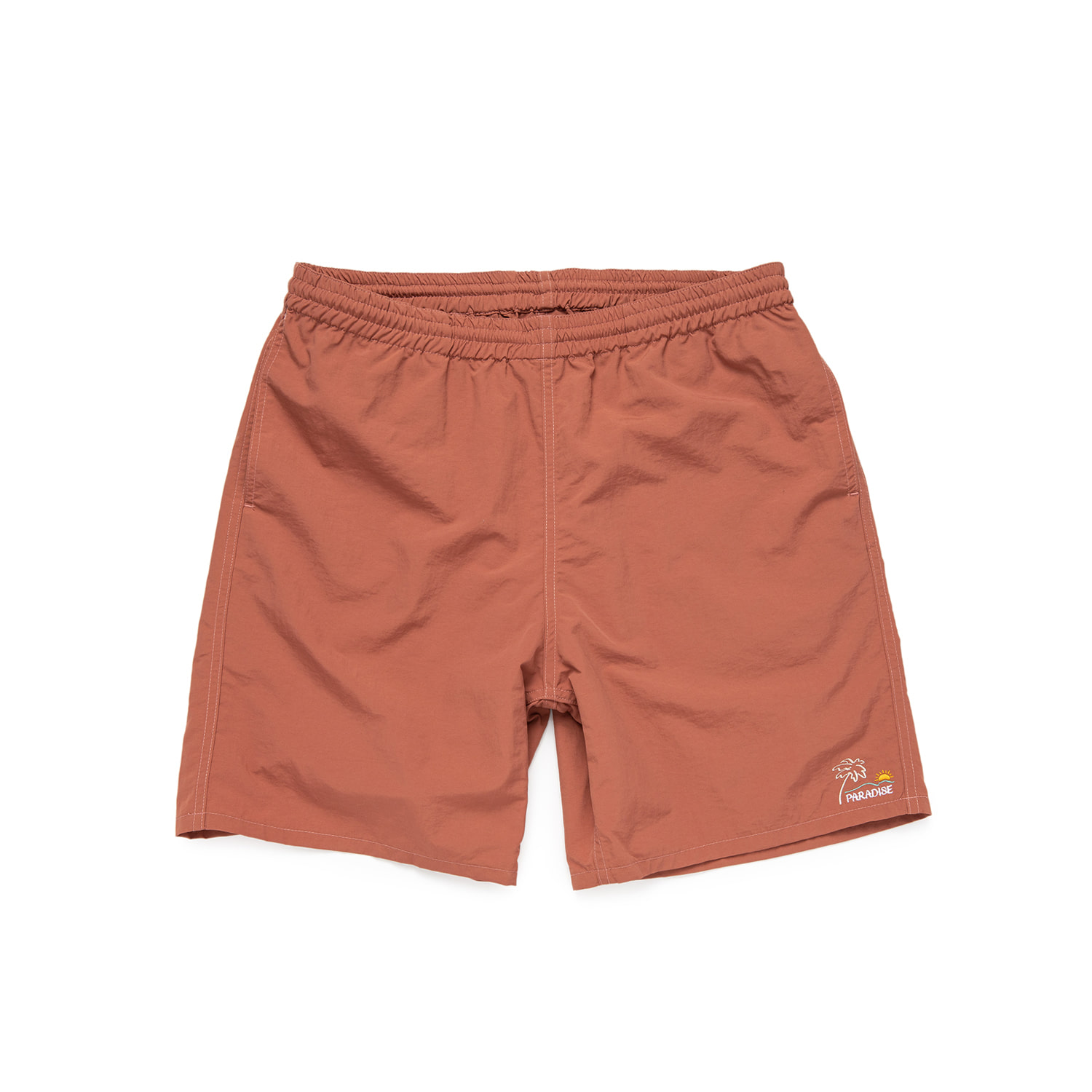 "Paradise Easy Shorts ""BRICK"""